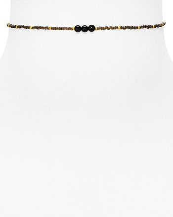 """ME to WE - Beaded Choker Necklace, 10.5"""" - 100% Exclusive"""