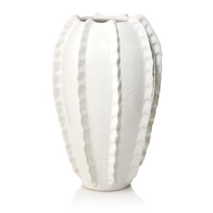 Vietri Cactus White Small Vase - 100% Exclusive