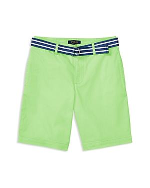 Ralph Lauren Childrenswear Boys Chino Suffield Shorts  Big Kid