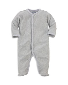 Ralph Lauren Boys' Embroidered Footie - Baby - Bloomingdale's_0