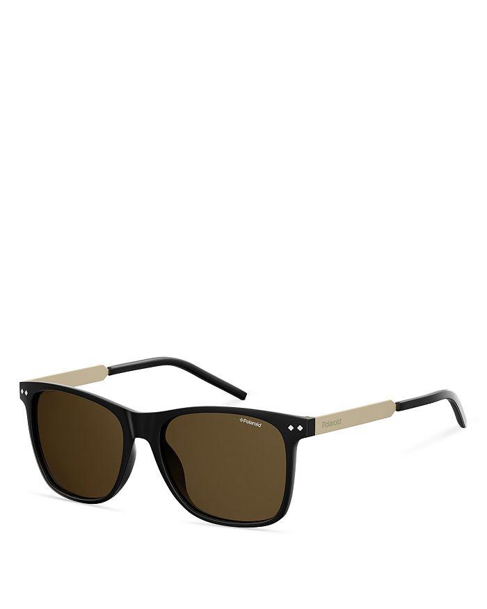 f7e182c6bde Polaroid - Men s Polarized Square Sunglasses
