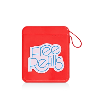 ban. do Back Me Up! Mobile Charger, Free Refills