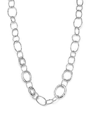 Ippolita Sterling Silver Short Necklace with Bastille Links