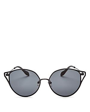 Sonix Ibiza Cat Eye Sunglasses, 55mm