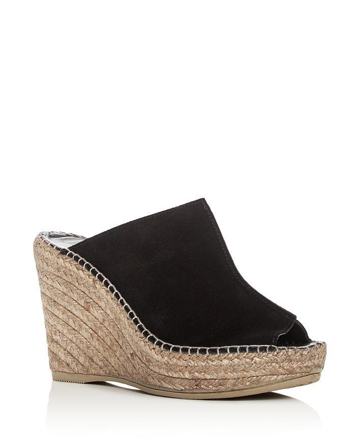 7e093e1329b Andre Assous Women s Cici Platform Wedge Espadrille Slide Sandals ...