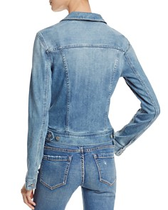 AG - Robyn Denim Jacket in Streamside