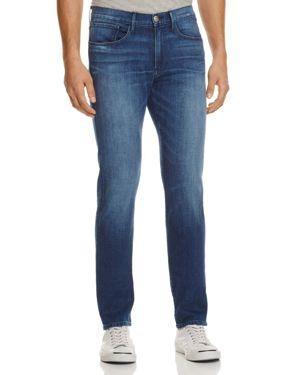 3x1 M3 Slim Fit Jeans in Riverbank
