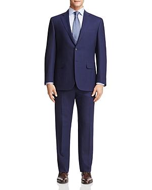 Canali Tonal Plaid Classic Fit Suit