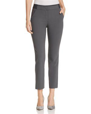 Armani Collezioni Straight-Leg Pants