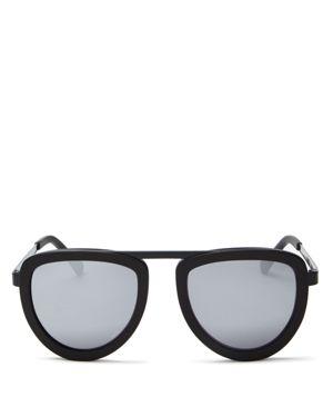 Kendall and Kylie Jones Aviator Sunglasses, 53mm