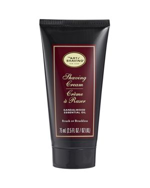 THE ART OF SHAVING Shaving Cream Tube, Sandalwood