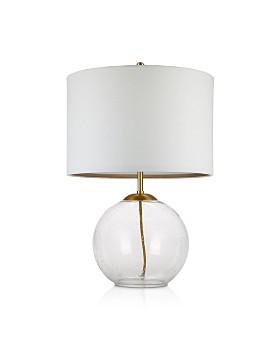 cupcakes and cashmere - Seeded Glass Table Lamp