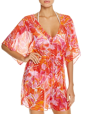 Lauren Ralph Lauren Lush Poolside Tunic Swim Cover-Up