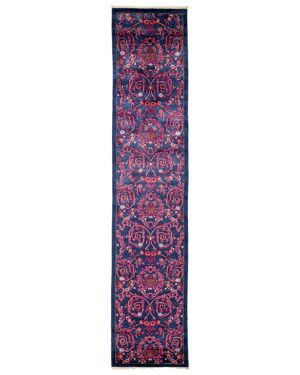 Solo Rugs Eclectic Runner Rug, 2'6 x 12'1