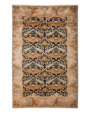 Solo Rugs Arts and Crafts Area Rug, 5'2 x 7'10