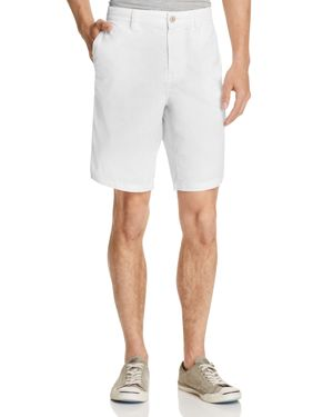John Varvatos Star Usa Garment Dyed Slim Fit Shorts