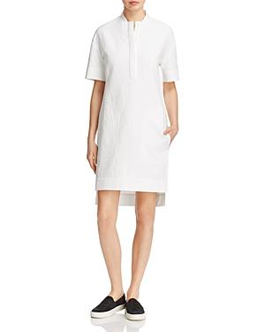 Dkny Pure Textured Shirt Dress