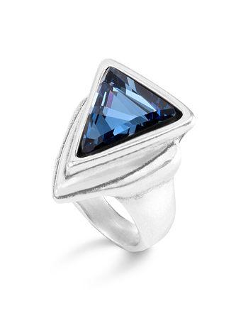 Uno de 50 - Swarovski Crystal Ring