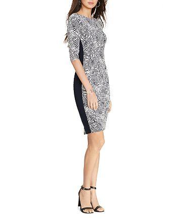 b205af2176d Ralph Lauren - Side-Stripe Dress