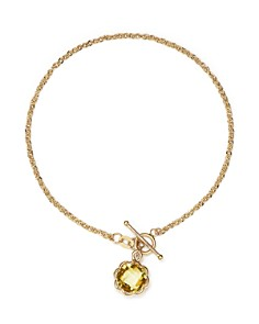 Bloomingdale's - Lemon Citrine Bracelet in 14K Yellow Gold - 100% Exclusive
