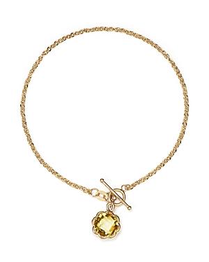Lemon Citrine Bracelet in 14K Yellow Gold - 100% Exclusive
