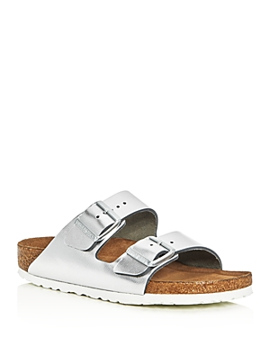 A classic look updated in the Birkenstock Arizona, updated with a foam insole you\\\'ll want to rock daily.