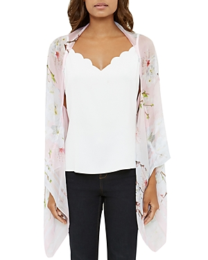 Ted Baker Blossom Cape Scarf