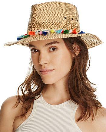 d2436de1ca3 Eric Javits - Bahia Hat
