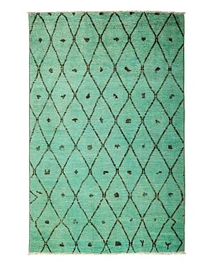 Solo Rugs Moroccan Area Rug, 5'1 x 8'1