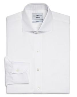Ledbury - Fine Twill Slim Fit Dress Shirt