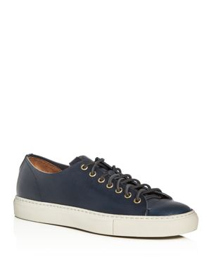 Buttero Tanino Cap Toe Lace Up Sneakers