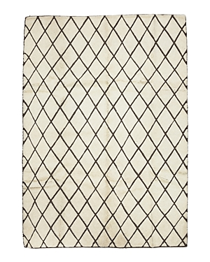 Moroccan Collection Oriental Area Rug, 6'3 x 9'0