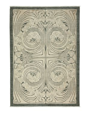 Shalimar Collection Oriental Rug, 6'3 x 8'8