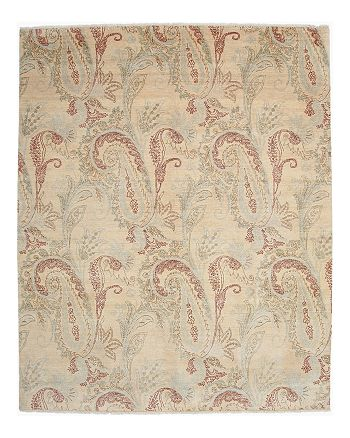 """Bloomingdale's - Ikat Collection Oriental Rug, 8'1"""" x 9'10"""""""