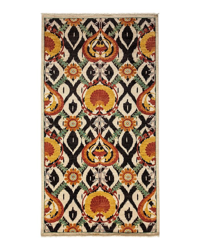 """Solo Rugs - Morris Collection Oriental Rug, 5'3"""" x 9'8"""""""