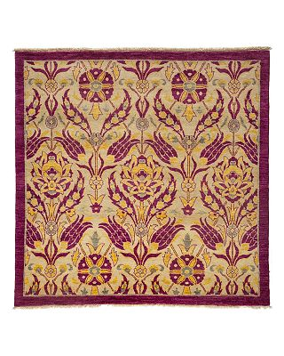 Bloomingdale S Suzani Collection Oriental Rug 5 3 X 5 4