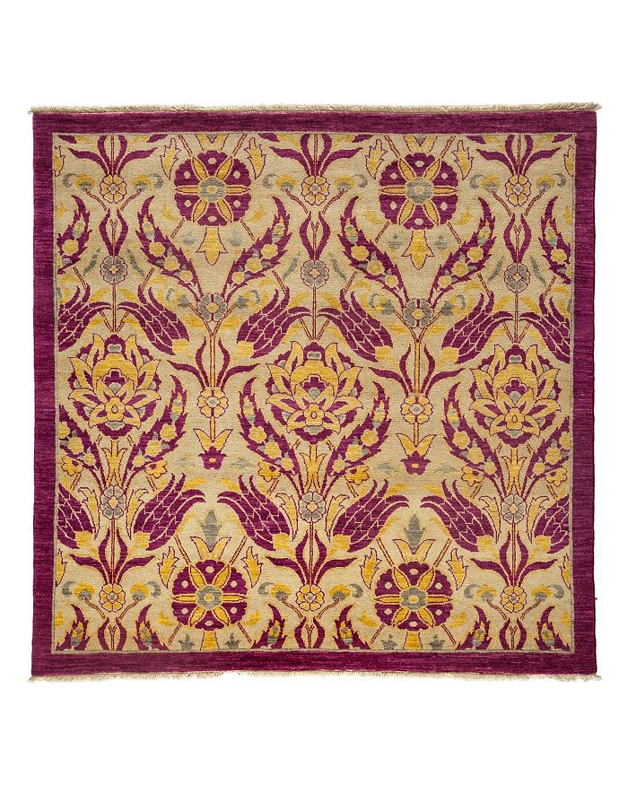 """Bloomingdale's - Suzani Collection Oriental Rug, 5'3"""" x 5'4"""""""