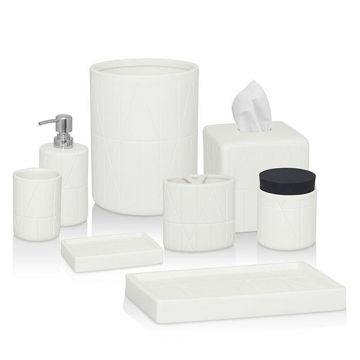 DKNY - Geometrix Bath Accessories