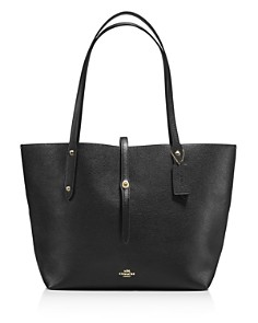COACH - Leather Market Tote