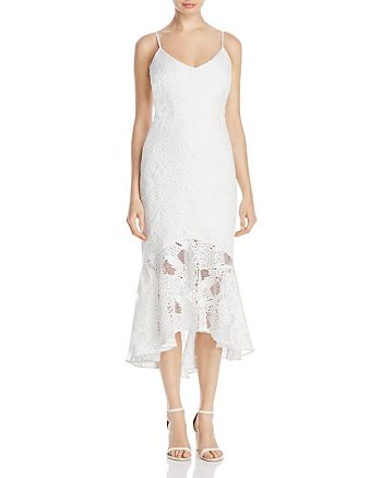 Laundry by Shelli Segal - Lace Mermaid Slip Dress