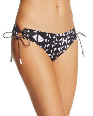 Dolce Vita Lace Up Side Bikini Bottom