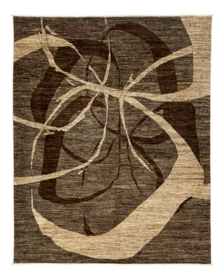 """Nature Collection Oriental Rug, 8'3"""" x 9'10"""""""