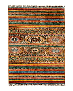 Tribal Collection Oriental Rug, 4'2 x 5'10