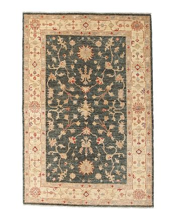 "Bloomingdale's - Oushak Collection Oriental Rug, 4'1"" x 6'"
