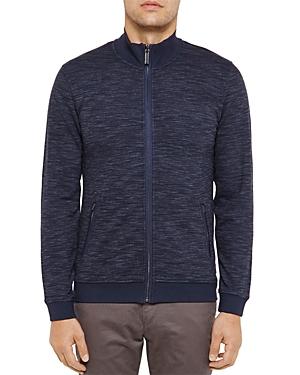 Ted Baker Zip Funnel Neck Sweater