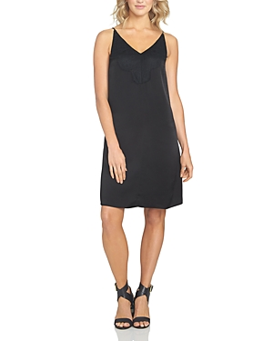 1.state Lace Trim Slip Dress