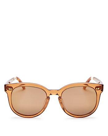 TOMS - Women's Dodoma Mirrored Square Sunglasses, 51mm - 100% Exclusive