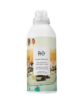 R and Co - Palm Springs Pre-Shampoo Treatment Mask 5 oz.