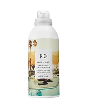 R and Co - Palm Springs Pre-Shampoo Treatment Mask