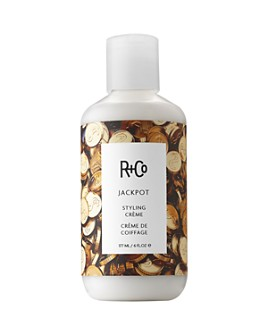 R and Co - Jackpot Styling Crème 6 oz.
